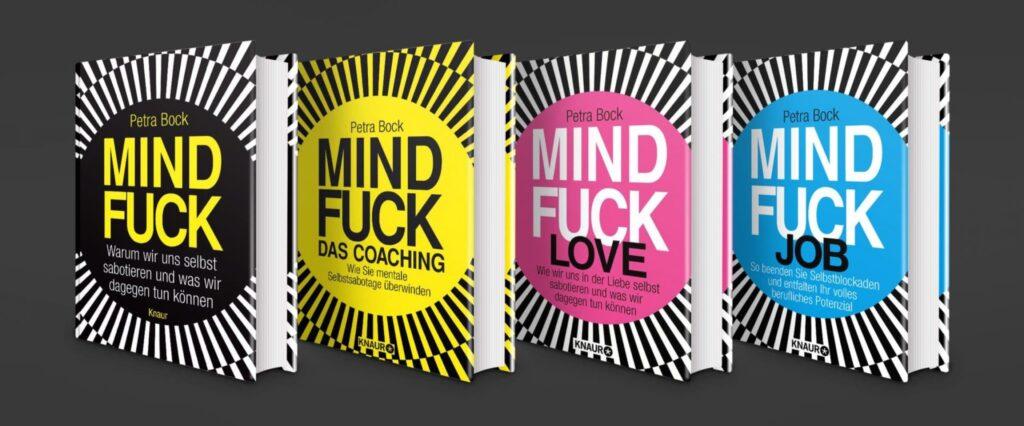 Alle 4 MINDFUCK-Bücher